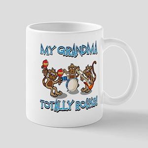 My Grand ma totally rocks Mug