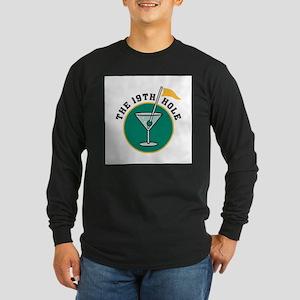 The 19th Hole Long Sleeve Dark T-Shirt