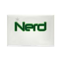 Nerd Rectangle Magnet (100 pack)