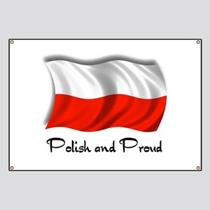 Polish and Proud Banner
