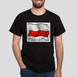 Polish and Proud Dark T-Shirt