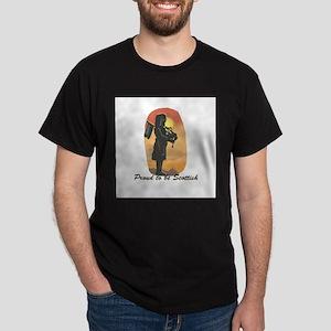 Proud to Be Scottish Dark T-Shirt