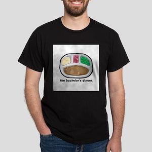 The Bachelor's Dinner (tv din Dark T-Shirt