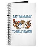 My Mommy totally rocks Journal