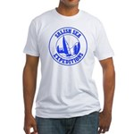 Salish Sea Expeditions Fitted T-Shirt