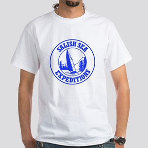 Salish Sea Expeditions White T-Shirt
