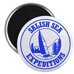 Salish Sea Expeditions Magnet