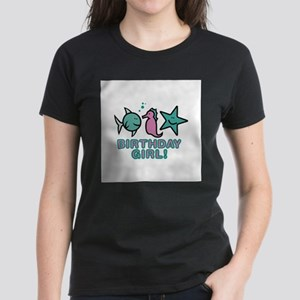 Birthday Girl Women's Dark T-Shirt