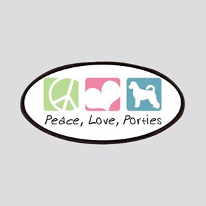 Peace, Love, Porties Patches