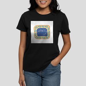 Pisces Constellation Women's Dark T-Shirt