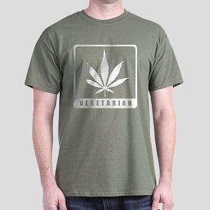 Vegetarian Dark T-Shirt