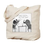 Candlelight Dinner Tote Bag