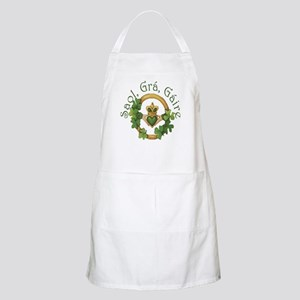 Life, Love, Laughter Apron