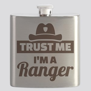 Trust me I'm a ranger Flask