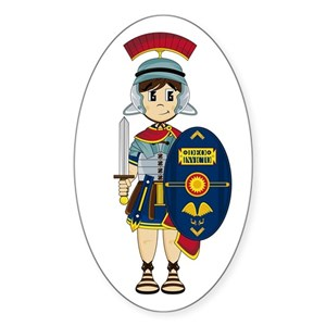 roman soldier gifts cafepress