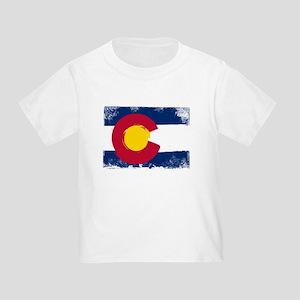 Grand Lake Grunge Flag T-Shirt