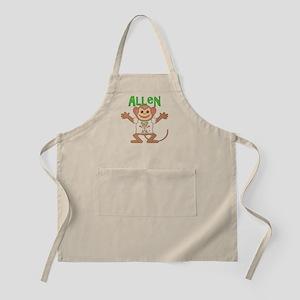 Little Monkey Allen Apron