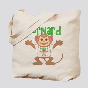 Little Monkey Bernard Tote Bag