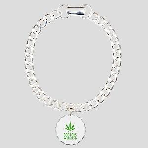 Doctors Orders Charm Bracelet, One Charm