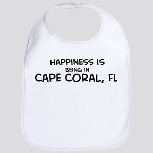 Happiness is Cape Coral Bib