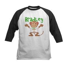 Little Monkey Bradley Kids Baseball Jersey