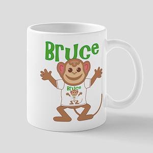 Little Monkey Bruce Mug