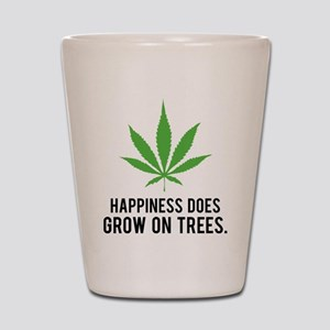 Hapiness Shot Glass