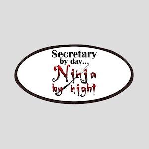 Secretary Ninja Patches