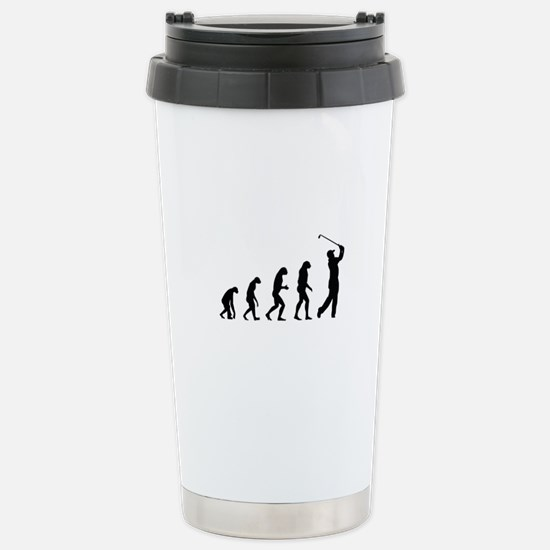 Evolution golf Stainless Steel Travel Mug