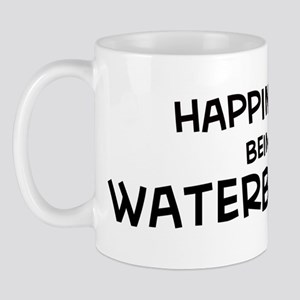 Happiness is Waterbury Mug
