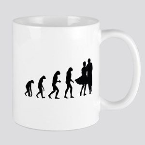 Evolution dancing Mug
