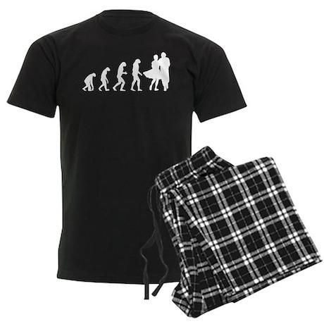 Evolution dancing Men's Dark Pajamas