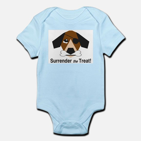 Surrender the Treat Infant Bodysuit