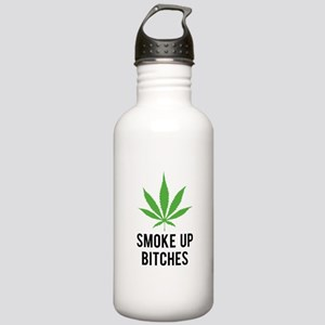 Smoke up bitches Stainless Water Bottle 1.0L