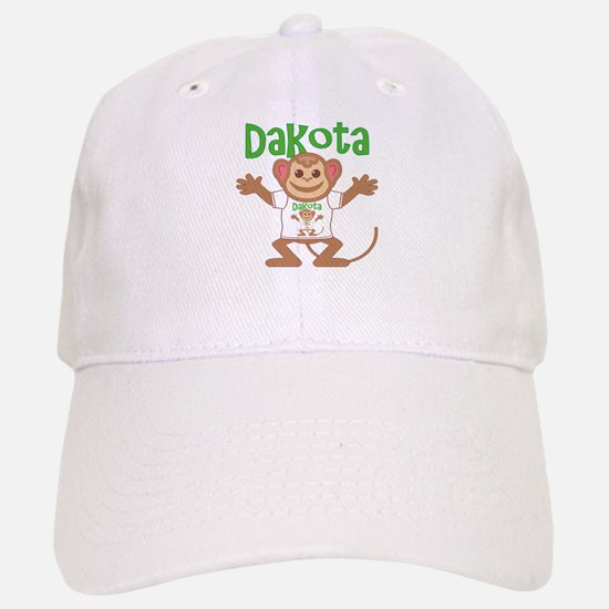 Little Monkey Dakota Baseball Baseball Cap