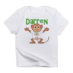 Little Monkey Darren Infant T-Shirt