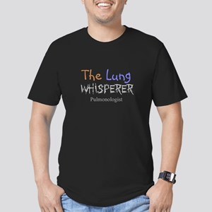 Whisperer Professions Men's Fitted T-Shirt (dark)