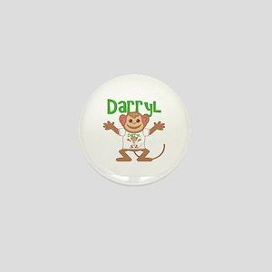 Little Monkey Darryl Mini Button