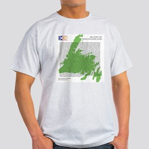 Newfoundland Light T-Shirt