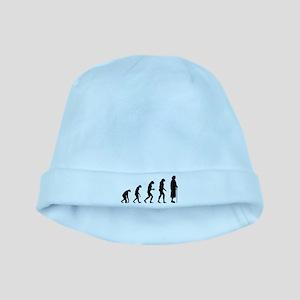 Evolution senior baby hat