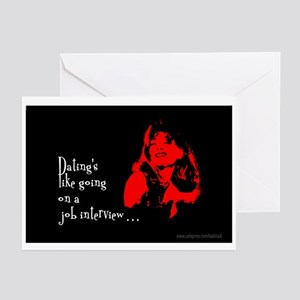 Dating is like... Greeting Cards (Pk of 10)