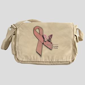 Breast Cancer - Messenger Bag