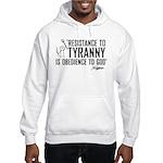 Resistance to Tyranny Hooded Sweatshirt