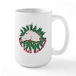 Mule Tide Greetings Large Mug