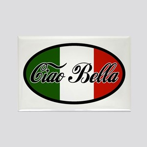 Ciao Bella Rectangle Magnet