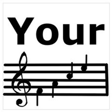 Your Face Poster