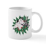 Merry Christmas Three Times O Mug