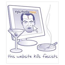 (Kills Fascists) Poster