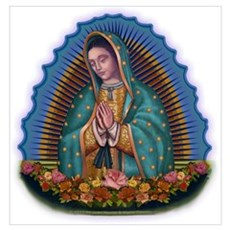 Lady of Guadalupe T1 Poster