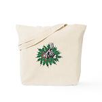 Donkey Christmas Tote Bag